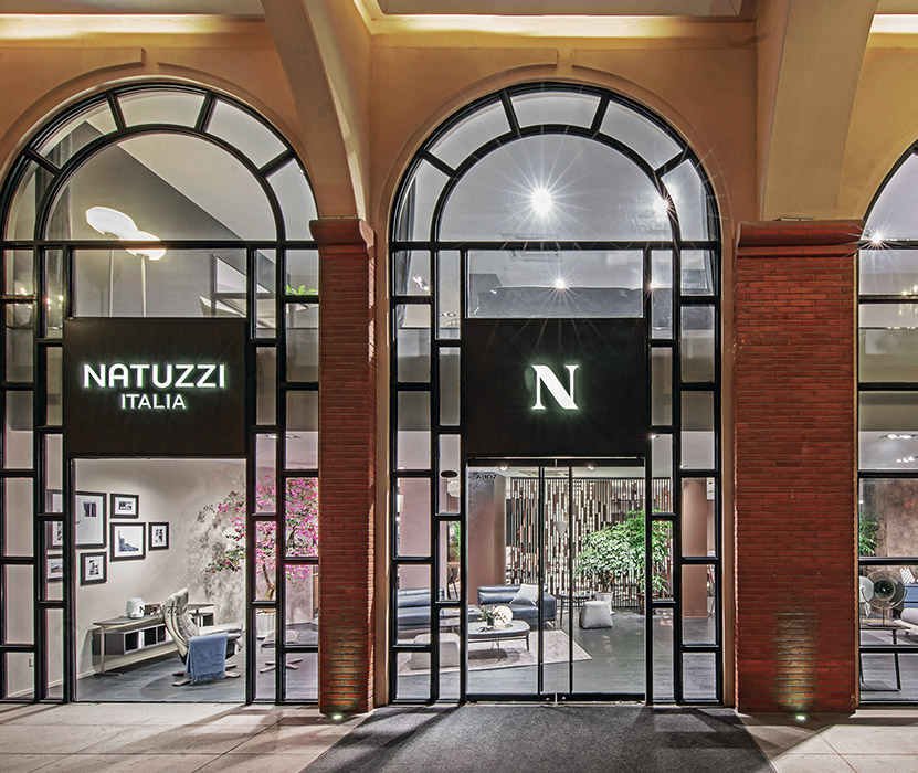 Natuzzi Partnership Program